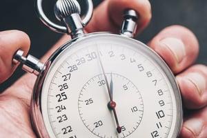 sales lead time