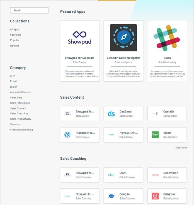 SalesLoft-AppDirectory