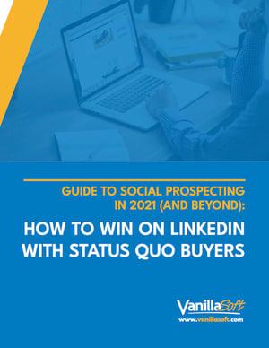 Social Prospecting on LinkedIn