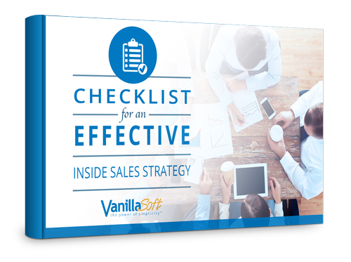 Checklist for an Effective Inside Sales Strategy